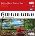 Portraits VI (Edition Ruhr Piano Festival Vol. 30) - Floristan, Julian Pérez / Gorlatch, Alexej / Zhang, Cheng / Neuburger, Jean Frédéric