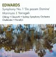 Ross Edwards Orchestral Works (Maninyas, Symphony No.1) - Porcelijn David