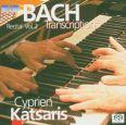 Bach: Transcriptions Recital Vol. 2 - Katsaris, Cyprien