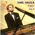 Preludier op 28  /  Pianosonat D 784  /  Fantasi f-moll D 940 (arr för piano och orkester) - Gilels, Emil