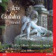 Handel: Acis & Galatea - Leblanc/bleeke/molomot/watson/les Boréades