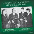 Brahms: Clarinet Quintet - Mozart: String Quartets, K. 499 & 575 - Gallodoro, All / Stuyvesant Quartet