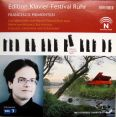 Francesco Piemontesi - Edition Klavier-Festival  - Francesco Piemontesi