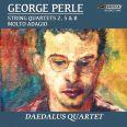 Stråkkvartett 2,5 & 8 - Daedalus Quartet