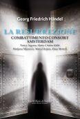 La Resurrezione 2cd+dvd - Combattimento Consort Amsterdam