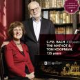 6 orgelsonater  /  Fantasia - musik för hammarklaver - Koopman, Ton / Mathot, Tini