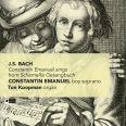 Schemellis Gesangbuch (för gossopran) - Emanuel, Constantin / Koopman, Ton
