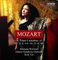 Piano Concertos No.12 K.414  /  No.23 K.488 - Marianne Shirinyan