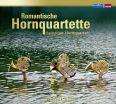 Romantiska Hornkvartetter - Leipziger Hornquartett