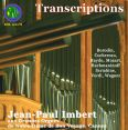 Transcriptions - Jean-Paul Imbert