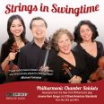 Strings in Swingtime - Philharmonic Chamber Soloists