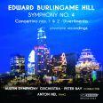 Symphony No. 4, Concertino No. 1 & 2, Divertimento - Austin Symphony Orchestra / Anton Nel