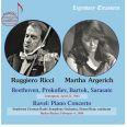 Martha Argerich & Ruggiero Ricci - Leningrad 1961 & Baden-Baden 1960 - Martha Argerich