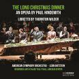 Paul Hindemith - The Long Christmas Dinner - Jarett Ott