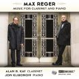 Music for Clarinet and Piano - Alan R. Kay