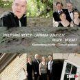 Klarinettkvintetter - Meyer, Wolfgang / Carmina Quartett