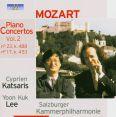 Mozart: Piano Concertos Vol. 2 - Katsaris, Cyprien/salzburger Kammerphilharmonie