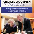 Eighth Symphony   Fourth Piano Concerto - Boston Symphony Orchestra / Peter Serkin / James Levine