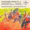 Piano Quintet / String Quartet no. 2,op.27    IFF 16 - Beenhouwer, De/ensor Strijkkwartet