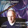 Music of Weisgall and Hindemith - Martin Perry