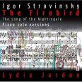 Eldfågeln  /  Näktergalens sång (versioner för solopiano) - Jardon, Lydia