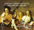 Suites BWV 1007, 1008, 1009 - Rivera, Juan Carlos