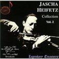 Heifetz Collection Vol.2 - Heifetz,jascha/concert Hall Orchestra/nbc