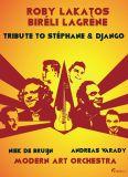Tribute to Stéphane & Django (DVD) - Roby Lakatos, Biréli Lagrène