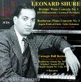 Legendary Treasures - Leonard Shure - Leonard Shure