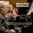 Piano Concertos Nos 23 & 27 - Menahem Pressler