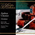 Andrea Chenier - Callas / Del Monaco