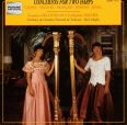 Concertos for two harps - Mildonian/michel/o.c.toulouse/moglia