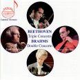 Trippelkonsert C-dur  /  Dubbelkonsert a-moll - Ferras / Tortelier / Heidsieck / Starker / Martinon / Bruck