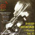 Oistrach Collection Vol.12 - Oistrach,david/oborin/knushevitsky