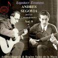 Segovia & Zeitgenossen Vol.9 - Segovia/sainz De La Maza