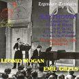 Violinsonat 3, 5 & 9 - Kogan, Leonid / Gilels, Emil