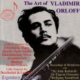 Art Of Vladimir Orloff - Orloff/barbirolli/halle Sym.orch./+