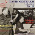 Violinsonat 1,3 & 10 - Oistrach, David / Richter, Svjatoslav