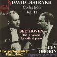 Oistrach Collection Vol.11 - Oistrach,david/oborin,lev