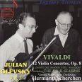 Olevsky Vol.3 - Olevsky,julian/scherchen/wiener Staatsoper