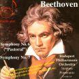 Sinfonien 6+7 - Pomerantz/budapest Philharmonic Orchestra