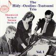 Hidy-ozolins-tsutsumi Vol.1 - Hidy/ozolins/tsutsumi