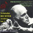 Pianokonsert 5  /  Pianosonat 6  /  Visions fugitives - Richter, Svjatoslav / Svjetlanov, Jevgenij