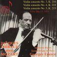 Violinkonsert 3-5 - Thibaud, Jacques / Enesco, Georges