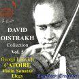 Oistrach Collection Vol.5 - Oistrach,david/goldenweiser,alexander