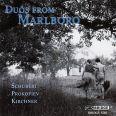 Duos from the Marlboro Music Festival - Robison, Paula/serkin, Rudolf/zazofsky, Peter/levi