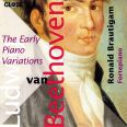 Beethoven: The Early Piano Variations - Brautigam, Ronald
