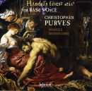 Haendel: Finest Arias for Base Voice