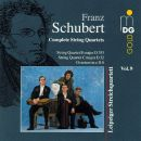 Complete String Quartets Vol 9