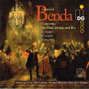 Benda Concertos for Flute, Strings and B.c.